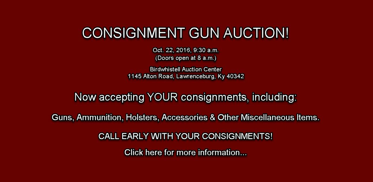 Gun Auction Slider