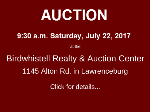 Auction July 22 2017
