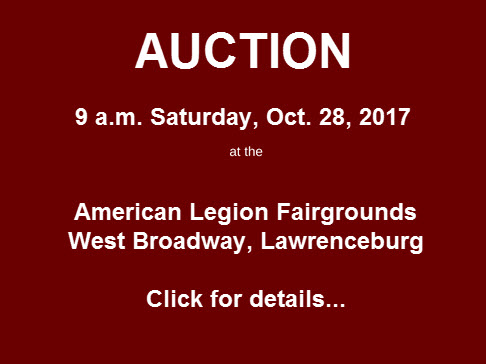 Auction Oct. 28 2017